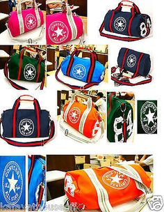 Converse Bag Single Shoulder Bag Handbag Travel Canvas