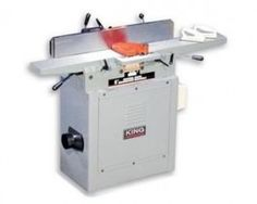 """8"""" jointer Industrial, Canada, King"""