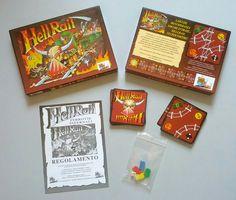 #HellRail #cardgame