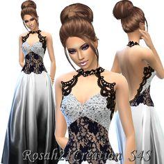Clothing+Dress+soyeux+satin+et+dentelle-Rosah21Cr%C3%A9ation-27avril2016.PNG (1000×1000)