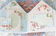 Скрапбукинг   VK Mixed Media Scrapbooking, Scrapbook Albums, Mini Albums, Projects To Try, Decorative Boxes, Photo Wall, Creative, Frame, Design