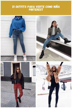 21 Outfits para verte como niña Pinterest outfits Invierno 21 Outfits para verte como niña Pinterest Up Hairstyles, Outfits, Hair Styles, Pants, Fashion, Winter, Hair Plait Styles, Trouser Pants, Moda