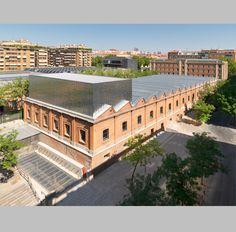 Rafael de La-Hoz, centro cultural Daoíz y Velarde en Madrid - Arquitectura Viva · Revistas de Arquitectura