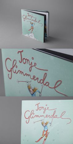 Brosjyre med glitter spotlakk på omslaget. #brosjyre Glitter, Graphic Design, Digital, Inspiration, Biblical Inspiration, Visual Communication, Inspirational, Inhalation, Sequins