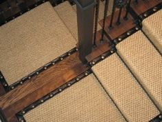 Willow Bee Inspired: Speaking of Floors No. 5 - Stair Runners, Rugs and Nailhead Oh My!