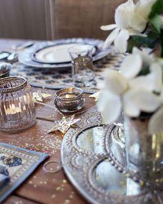 Set the Table • Home Little Treasures   Servilleta Hindi   Individual Ikat  Encontrá nuevos productos deco en nuestros locales y en Rapsodia.com.ar  #deco #home #christmas #table #details #dinner #love #wishes #joy #rapsodia