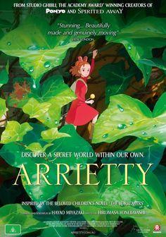 The Secret World of Arrietty -