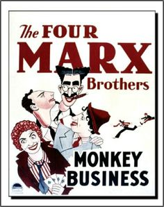 Monkey Business (1931)