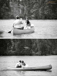 The notebook inspired engagement photos