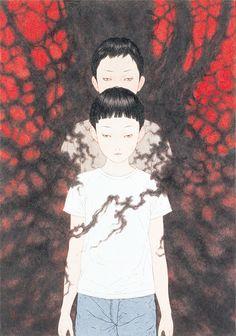 山本タカト Yamamoto Takato 七人の鬼ごっこ Tag of seven (2011)
