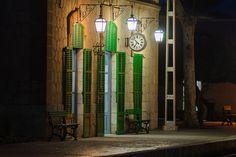 Your online guide to the Tramuntana region of Mallorca Balearic Islands, Street Lamp, Moorish, Beach Resorts, Light Up, Big Ben, Lanterns, Spain, Architecture