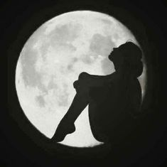 The moon.my moon. Pencil Art Drawings, Art Drawings Sketches, Moon Pictures, Moon Photography, Beautiful Moon, Silhouette Art, Jolie Photo, Moon Art, Moon Child