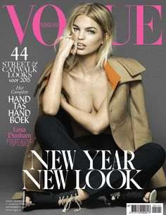 visual optimism; fashion editorials, shows, campaigns & more!: daphne groeneveld by nico for vogue netherlands january / february 14.15