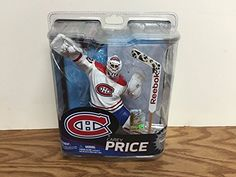 Casey Price NHL Montreal Canadiens Jersey McFarlane Series 31 Action Figure ** Details can be found by clicking on the image.
