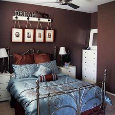 #bedroom #brown #decor