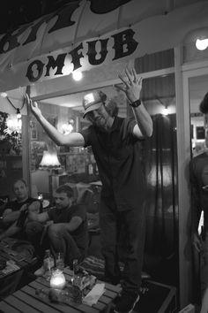 Eddie Vedder | Ramones Museum Berlin | Por: DennyRamone | Flickr - Photo Sharing!