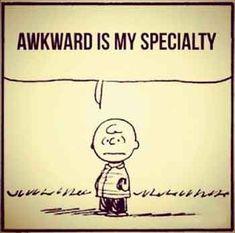 charlie brown | Charlie Brown is awkward.