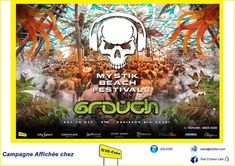 Mystik Beach Festival - Grouch Entertainment, Beach, Seaside