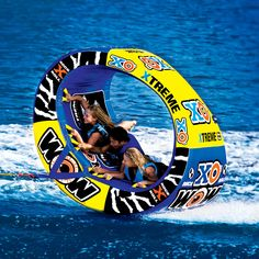 Have to have it. World of Watersports XO Xtreme Ski Tube $479.99