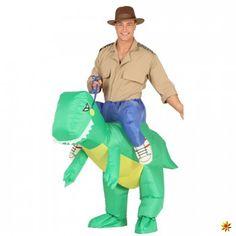 Aufblasbares Kostüm Dino | Fasching Kostüme kaufen