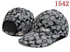 41bc7f7c Coach baseball caps, fashion spring Casquette for men and women cotton hat,  replica shop, Designer top quality cap