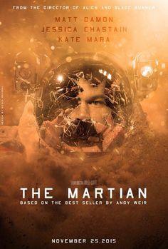 Movie - The Martian 2015