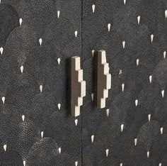 Talisman London - A Maitland Smith designed Shagreen Veneered Cabinet Alternate image