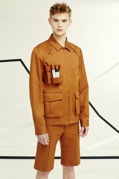 Chalayan Spring 2016 Menswear - Collection - Gallery - Style.com
