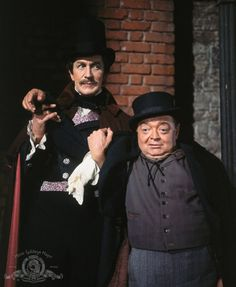 Still of Peter Lorre and Vincent Price in Tales of Terror