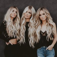 "10.4k Likes, 107 Comments - Chrissy Rasmussen (@hairby_chrissy) on Instagram: ""Triple Entente  