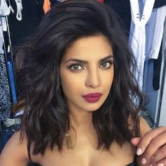 """Harry Josh auf Instagram: """"Finally a woman from my country who is the role model I never had! @priyankachopra so proud of you! So blessed to work with you today! Make up by @makeupbymario hair by me using #harryjoshprotools ❤️❤️"""""""