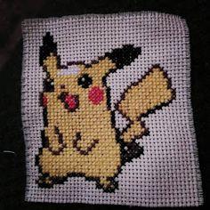 Punto de Cruz Pokémon