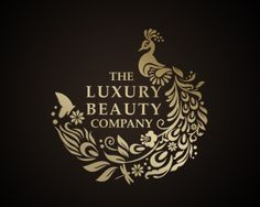 The Luxury Beauty Company Logo Design