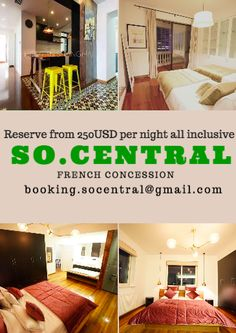 So.Central apartment located in the favorite area of FUXING MIDDLE ROAD where tons of restaurants and  shopping malls all over. Life there will be so much easier.  HURRY BOOK NOW!