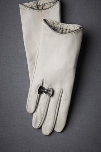 glove with a ring :)