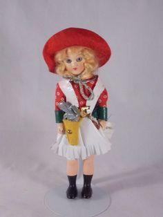 """Annie Oakley 8"""" Doll  #Dolls"""