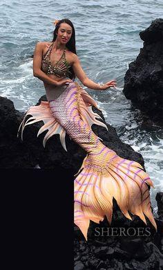 Fantasy Mermaids, Real Mermaids, Mermaids And Mermen, Mermaid Cove, Mermaid Art, Realistic Mermaid Tails, Silicone Mermaid Tails, Mermaid Pictures, Mermaid Under The Sea