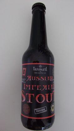 Cerveja Triskell Russian Imperial Stout, estilo Russian Imperial Stout, produzida por Triskell Brewing, Argentina. 10% ABV de álcool.