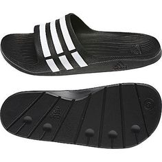 Adidas Duramo Slide Sandals G15890 New In Box Size 11 12 13