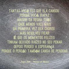 Regra Três - Vinícius de Moraes