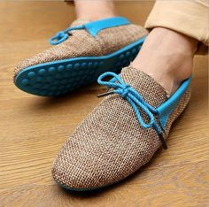 Odema Woven Loafers