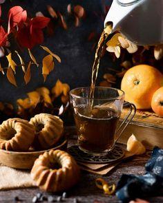 """••✶🧁𝒸𝑜𝑜𝓀𝒾𝓃𝑔 𝒾𝓈 𝒸𝒶𝓇𝒾𝓃𝑔 ✶•• on Instagram: """"🍂🌼 T e a t i m e #2 🌼 🍂 A l'heure où tout le monde s'engage dans les préparatifs de Noël, j'ai encore du mal à réaliser que Novembre est…"""" Homemade Pastries, Pumpkin, Vegetables, Instagram, November, Pumpkins, Vegetable Recipes, Veggie Food, Squash"""