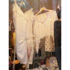 """tenues légères / collection """"nuits blanches"""", coton bio, jersey de... via Polyvore"""