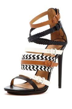 L.A.M.B. Jessie sandal.
