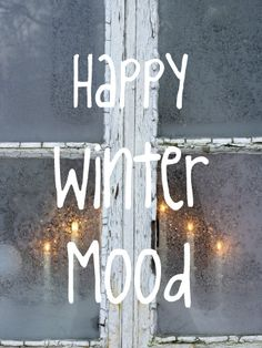 Happy Winter Mood!