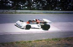 Brett Lunger, Surtees at The Ring 1976 via @henryhopefrost