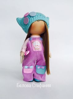 Кукла текстильная. Кукла интерьерная. Рост 28 см – купить в интернет-магазине на Ярмарке Мастеров с доставкой - FCTNXRU   Москва