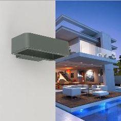 [ 18% OFF ] 8W Led Outdoor Wall Lamp Waterproof Ip65 For Garden Villa Fence Patio Courtyard Corridor Wall Lighting Ac90V-260V Nb78