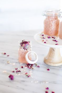 DIY Coco Rose Body Polish by Oak & Ashland  DIY Beauty Products, Recipes, Hacks, and Treatments to try at home.