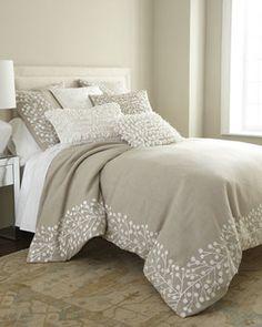 Callisto Home Magnolia Bed Linens traditional bedding